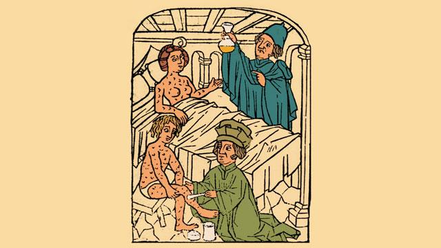 梅毒的起源和历史